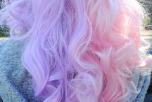 hair / by Honey Harmon