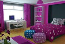 chambre décoration maison
