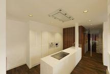 Workin' on - podkrovní byt Praha / Interiéry, na kterých právě pracujeme...