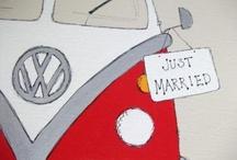 Campervans, caravans and escapism / by Wendy Massey