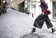 Sokak Modası Uzak Doğu Esintisi / Yeni sezonda sokaklar cıvıl cıvıl ve etnik detaylar dikkat çekiyor. Sokak modası uzak doğu esintisi ilham verici detaylarla dolu...