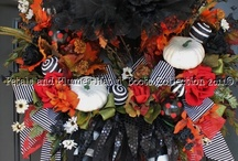 Halloween / Halloween costumes, decorations & recipes / by Sherry Hill