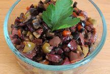 FOOD / Recipes I love and recipes I want to try... / by Jennifer Stevenson