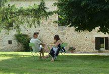 Gite La Ferme de Myriam / Ferme entièrement restaurée du 18ème siècle situé à Montayral (Aquitaine au Sud de la Dordogne, Vallée du Lot) Envrionnement extérieur : Château de Bonaguil, Monpazier, Villeneuve-sur-Lot, Pujols, Monflanquin, Cahors, Agen