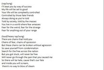 origonal lyrics/poem