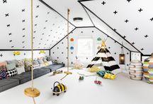Детcкая / Интерьера детской комнаты