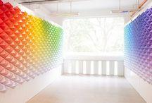 Installation—Colours