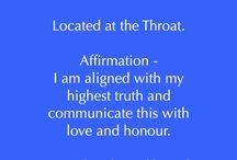 5th Throat Chakra / Throat Chakra - Vissudha