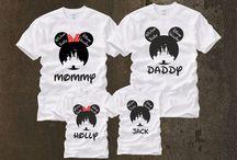 camisas familia