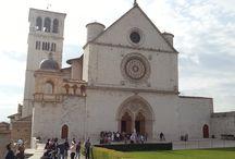 Pellegrinaggio ad Assisi giugno 2014 / Il pellegrinaggio organizzato per visitare Assisi ed i luoghi di fede.