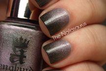 Nails, nails, nails & more  /  Plain nails make me sad