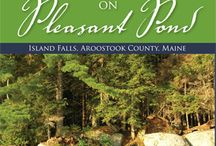 "Aroostook Couty, Maine / 	This book paints a Technicolor Cheshire grin on every reader's face. A book to be treasured by generations, not just by those families and friends who have already experienced their own piece of the ""dream life"" in Island Falls, but also to the broader audience."