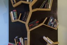 Impressive bookcases