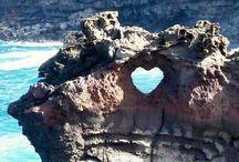 natuur harten