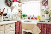 decorating kitchen & dining