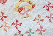 Leuke quilts / Inspiratie van andere quilt(s)ters