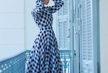CRAZY FOR GINGHAM / Love gingham well enjoy my favorite looks!!