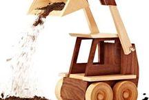 Wooden Children's Toys