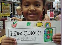 Teaching - Colours