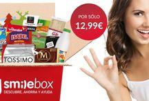 SmileBox!! / A través de este enlace podéis conseguir vuestra caja SmileBox Oro con el doble de productos, solo 12,99 euros!!! http://www.smile-box.es/amigosinfluencers-1237-757578fbf23ffa4d748e0800dd7c424a46feb0cc