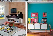 minha casa ideias / by Michelle Gazabin Servian