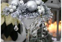bytové dekorácie vianoce