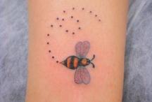 Tattoos / by Sherine Paul