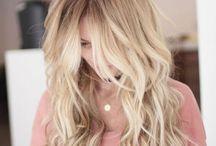 long blonde hair styles