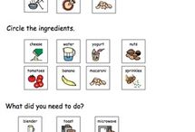Autism cooking session ideas