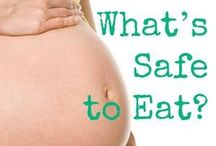 Healthy Pregnancy Recipes / Recipes to help you stay healthy during your pregnancy.