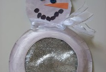 Christmas Crafts / by Paige Sagon