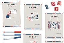 Cuadernos Rubio in English