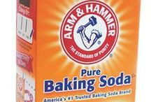 handige met baking soda