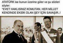 GERÇEK TÜRK
