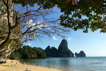 Travel Thailand Ton Sai Beach | Maaike van Wijk Design Studio