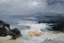 Seascapes / Art inspiration