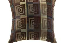 Accent Pillows / These accent pillows can create color, patterns, and  textures for any space.