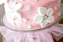plain cakes