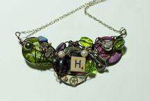 Jewelry : Old & New  / by Kimberly Knapton
