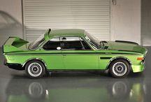 Classic BMWs