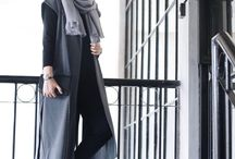 casual fashion hijab