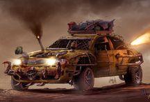 Doomsday vehicles