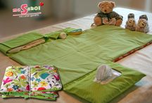 Für Mutter und Kind / Helferlein für die Versorgung von Baby's und kleinen Kindern