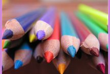 color my PENCILs...
