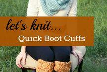 Knitting / by Nicki Redekop