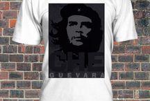 """""""CHE GUEVARA """" T-SHIRT / ElNaple 1926 fanshop T-shirt  http://bit.ly/ElNapleFanShop"""