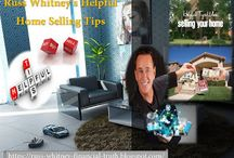 Russ Whitney's Helpful Home Selling Tips