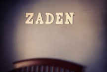 Zaden / by Amber Cinco