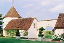 French Orangerie - Versailles Boxes / Maison & Co. is quite fond of the classic French orangerie / Versailles box.