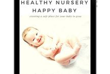 Low-Tox Nursery | Create a healthy nursery for a healthy start / How to create a safe place for baby to spend time and create a healthy building block for their first years.